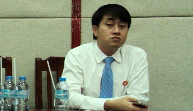 Ông Huỳnh Thanh Phong - GĐ Sở Công thương tỉnh Hậu Giang. Ảnh: Quốc Huy/VNN