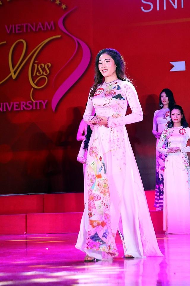 Nguyễn Khánh Linh – nữ sinh ĐH Lâm nghiệp