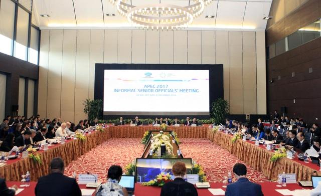 Hội nghị không chính thức các quan chức cấp cao APEC (ISOM) và các hoạt động liên quan đã khai mạc vào ngày 8/12/2016 tại Hà Nội. Đây là một trong những hoạt động đầu tiên nằm trong chuỗi các sự kiện Năm APEC 2017 do Việt Nam đăng cai.