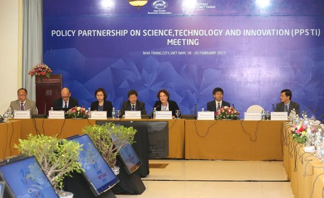 Trong khuôn khổ Hội nghị lần thứ nhất quan chức cấp cao APEC (SOM 1) và các cuộc họp liên quan, cuộc họp của Nhóm Cơ chế Đối tác chính sách khoa học, công nghệ và đổi mới APEC (PPSTI-9) đã diễn ra từ ngày 18-20/2 tại thành phố Nha Trang.