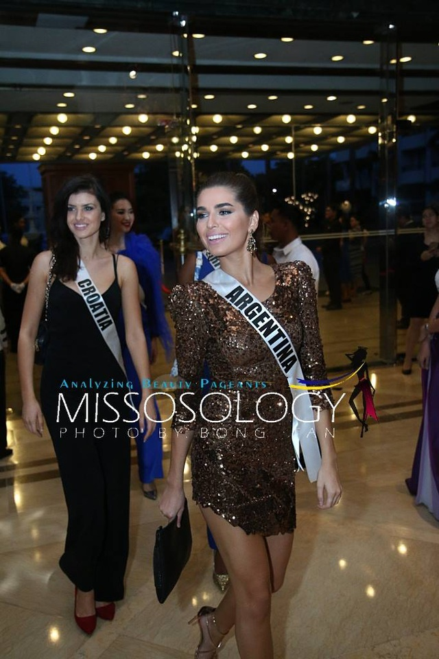 Hoa hậu Argentina