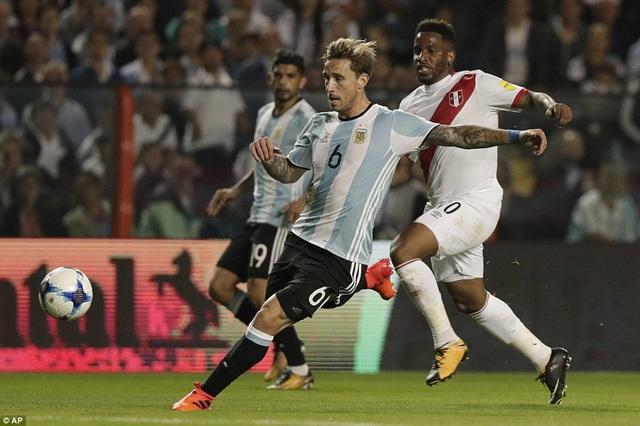 Argentina đã bỏ lỡ khá nhiều cơ hội