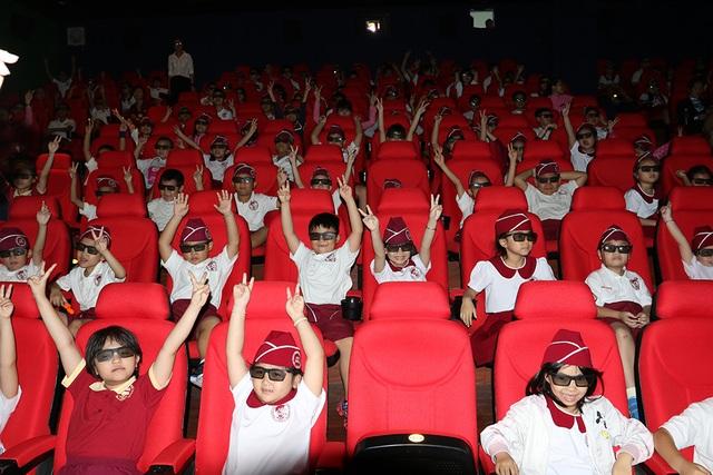 Bùng nổ cùng phim bom tấn mùa hè tại hệ thống rạp chiếu phim hiện đại ở TP.HCM.