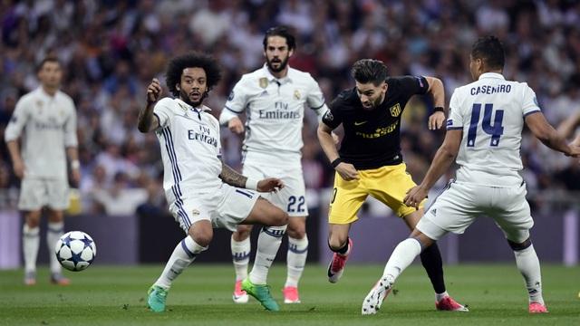 Atletico Madrid sẽ phải vượt qua cánh cửa hẹp