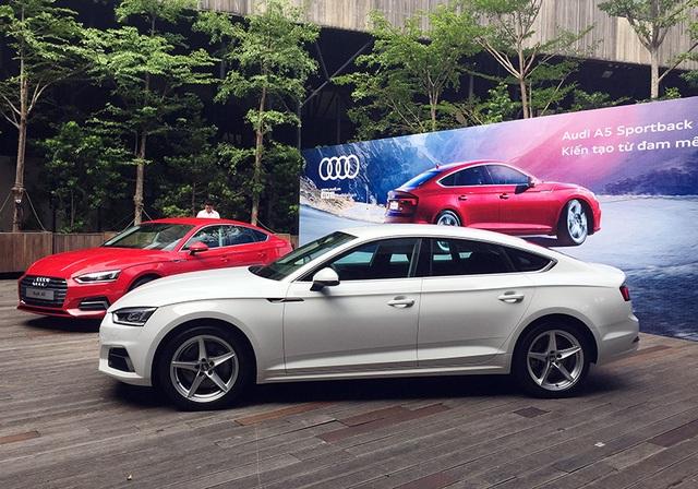 Audi A5 Sportback có mặt tại Việt Nam với sức mạnh động cơ mới - 2