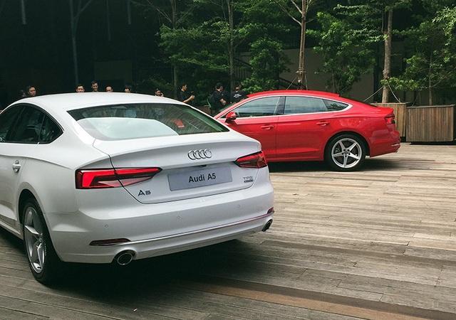 Audi A5 Sportback có mặt tại Việt Nam với sức mạnh động cơ mới - 4