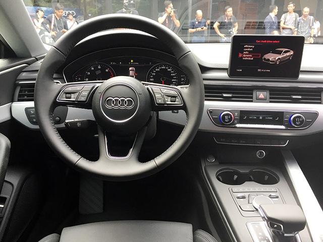 Audi A5 Sportback có mặt tại Việt Nam với sức mạnh động cơ mới - 5