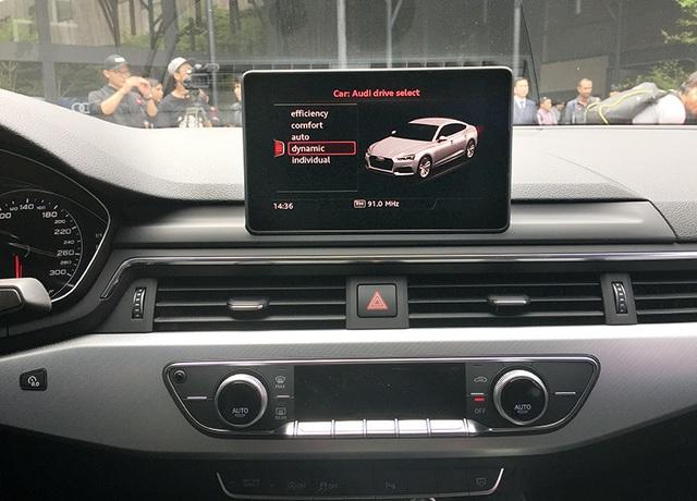 Audi A5 Sportback có mặt tại Việt Nam với sức mạnh động cơ mới - 6