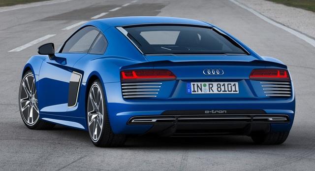 Audi sẽ ra xe cạnh tranh BMW i8 - 1