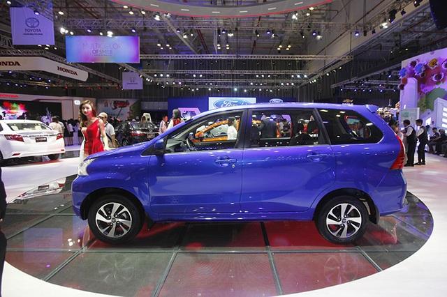Nên xem gì tại gian hàng Toyota tại Triển lãm ô tô Việt Nam 2017? - 12