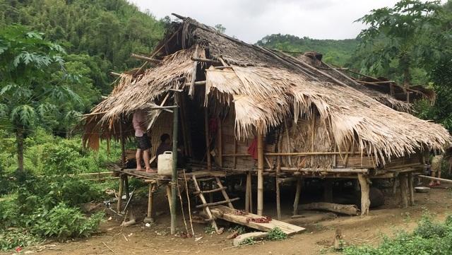 Căn nhà của Vi Văn Hai ở C5.