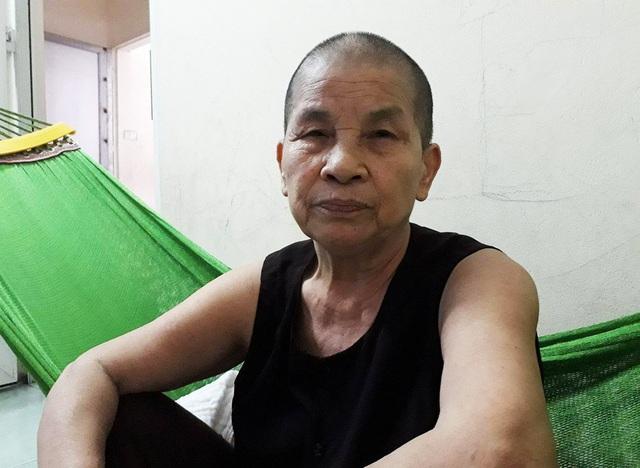Bà Chu Thị Hương thậm chí không biết mình đang có tên trong danh sách nợ HTX số tiền 20 triệu đồng