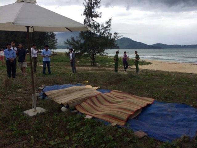 Ba học sinh Quảng Nam đã chết đuối tại biển Đà Nẵng khi ra đây tắm biển