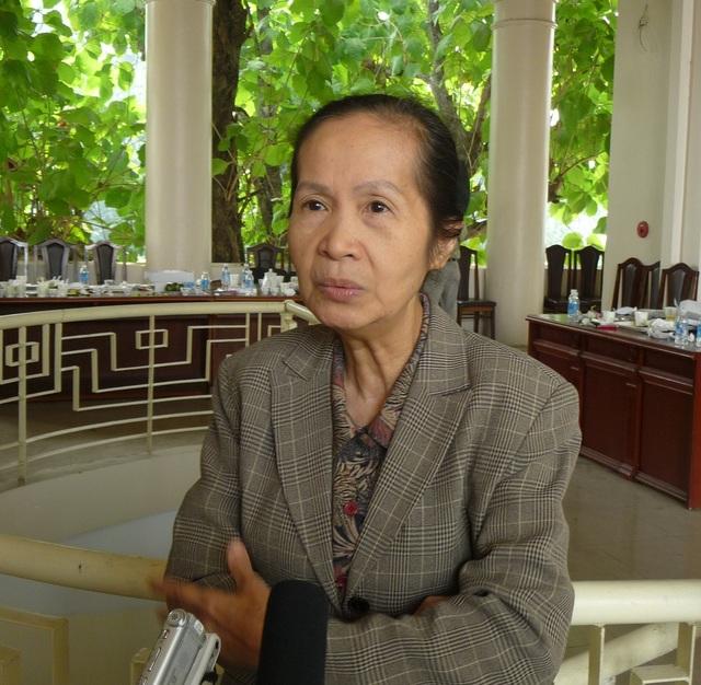 Chuyên gia Phạm Chi Lan,