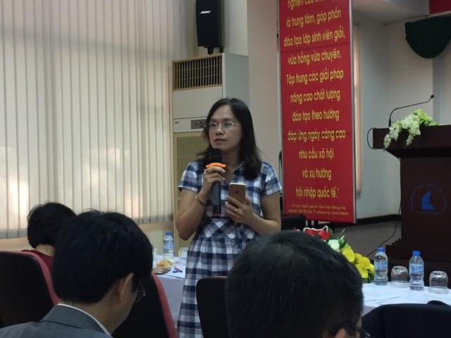 TS Thái Thị Tuyết Dung, Trường ĐH Luật TP.HCM khẳng định có nhiều cơ sở để đề xuất tăng lương cho giáo viên