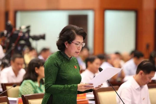 Đại biểu Tô Thị Bích Châu đề nghị làm rõ vụ bắt giữ lô mỹ phẩm 11 tỷ đồng, có dấu hiệu làm giả
