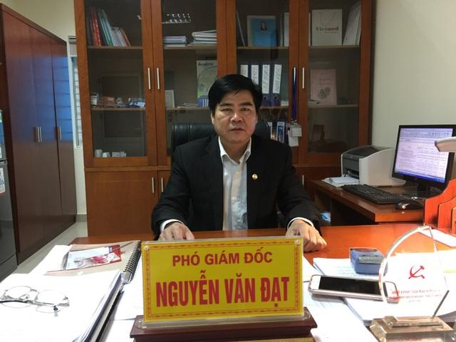 Bác sĩ Nguyễn Văn Đạt - Phó Giám ĐỐC Bệnh viện Sản Nhi Bắc Ninh