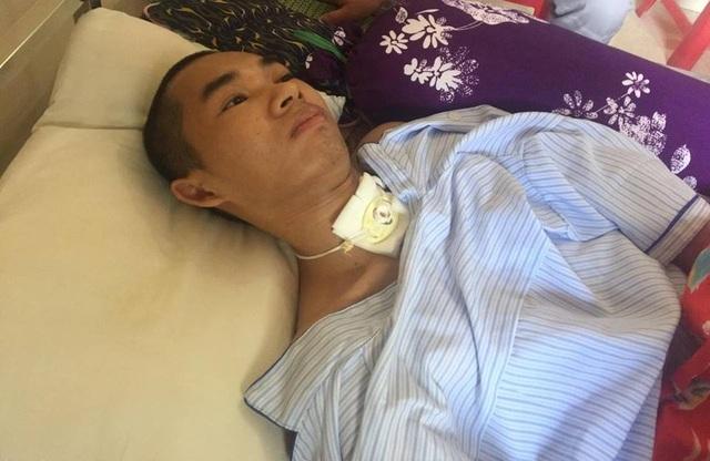Sau lần cấy ghép tế bào gốc lần thứ 2, Thái đã có những biểu hiện phục hồi
