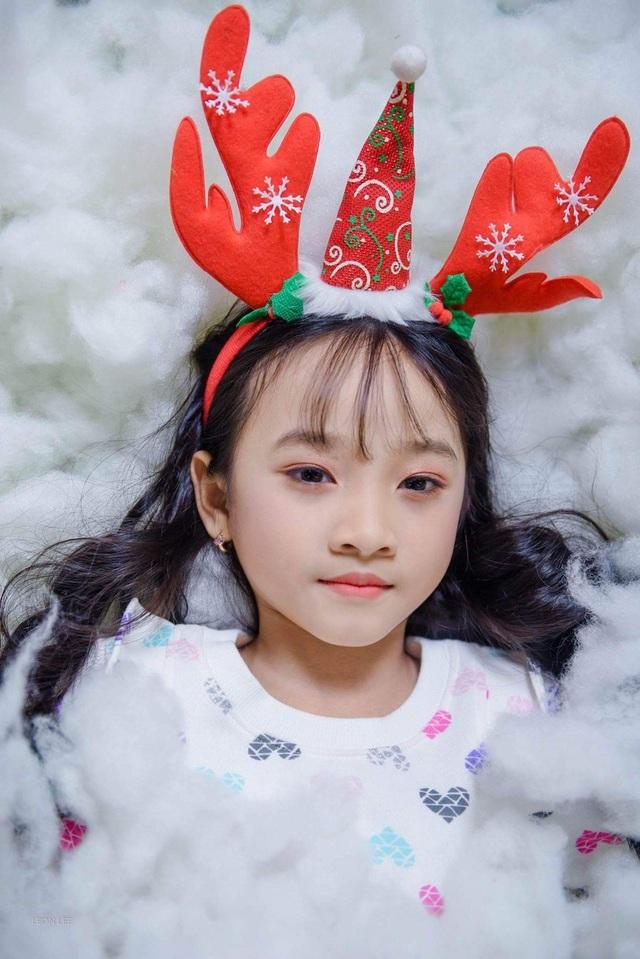 """""""Tan chảy"""" với bộ ảnh Giáng sinh của các """"siêu mẫu nhí"""" - 13"""