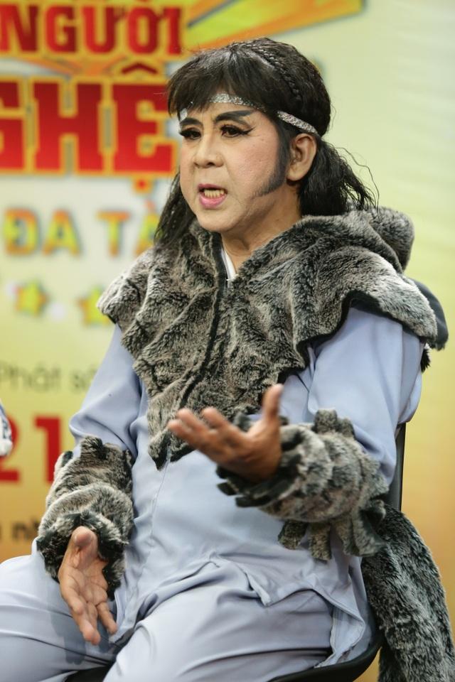 Nghệ sĩ Bạch Long là một gương mặt được nhiều thế hệ khán giả biết đến qua các vở kinh điển.