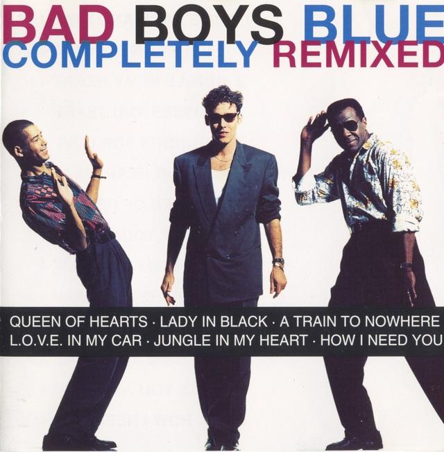 Bad Boys Blue lý giải tên gọi của nhóm - 3