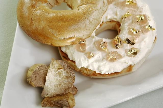 Những món ăn dát vàng dành riêng cho giới siêu giàu - 7