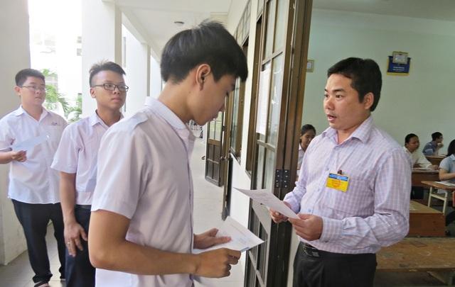 Theo PGS.TS Lưu Trang - Hiệu trưởng Trường ĐH Sư phạm Đà Nẵng, một trong những giải pháp nâng cao chất lượng đào tạo giáo viên, là yêu cầu tuyển học sinh giỏi, yêu nghề giáo, có năng khiếu... (ảnh minh họa)