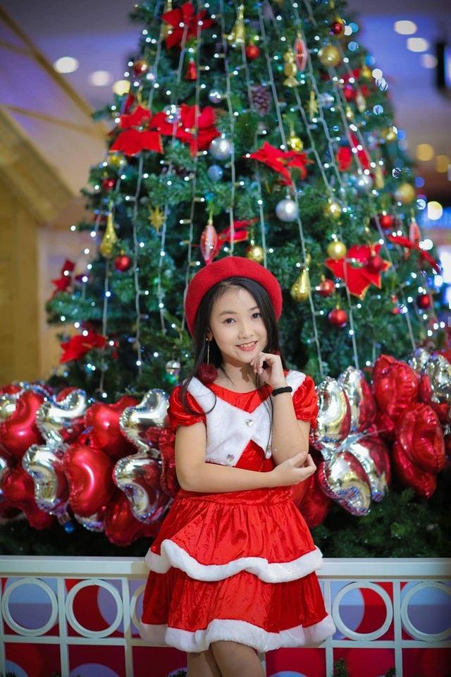 """""""Tan chảy"""" với bộ ảnh Giáng sinh của các """"siêu mẫu nhí"""" - 14"""