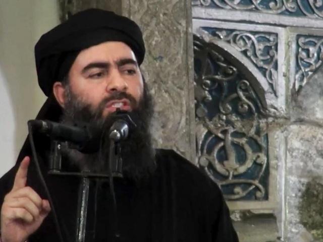 Thủ lĩnh IS Abu Bakr al-Baghdadi (Ảnh: AFP)