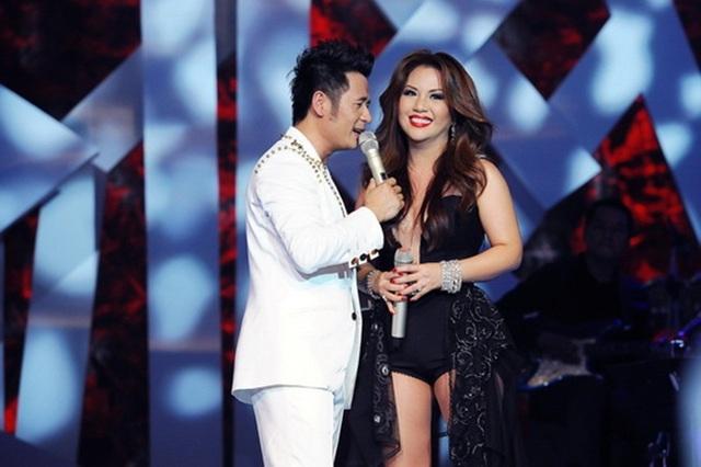 Vào ngày 30/9 này, tại Hà Nội, Bằng Kiều và Minh Tuyết sẽ xuất hiện tình tứ với nhau trong chương trình Đêm tình nhân 4.