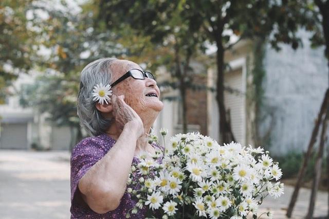 Bà Vũ Thị Yên (88 tuổi)