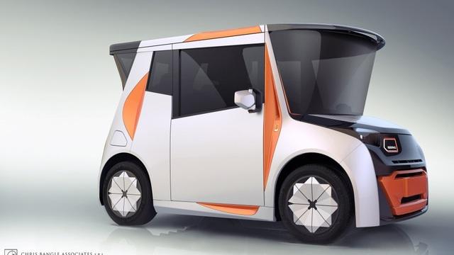 """Nhà thiết kế """"huyền thoại"""" của BMW vẽ xe chạy điện cho Trung Quốc - 3"""