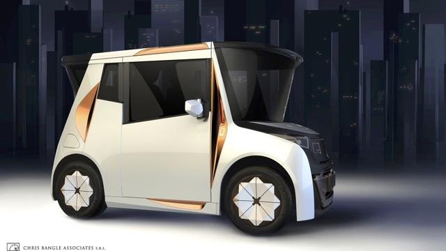"""Nhà thiết kế """"huyền thoại"""" của BMW vẽ xe chạy điện cho Trung Quốc - 2"""
