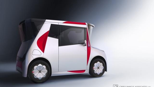 """Nhà thiết kế """"huyền thoại"""" của BMW vẽ xe chạy điện cho Trung Quốc - 12"""