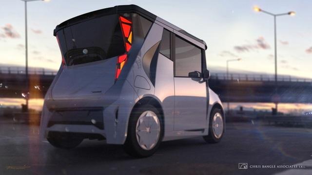 """Nhà thiết kế """"huyền thoại"""" của BMW vẽ xe chạy điện cho Trung Quốc - 11"""