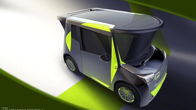 """Nhà thiết kế """"huyền thoại"""" của BMW vẽ xe chạy điện cho Trung Quốc - 10"""