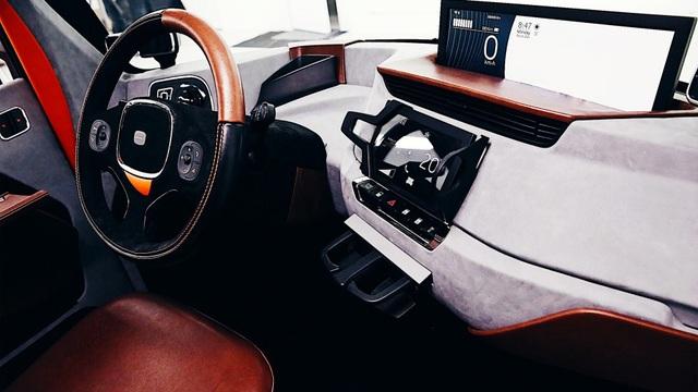 """Nhà thiết kế """"huyền thoại"""" của BMW vẽ xe chạy điện cho Trung Quốc - 9"""