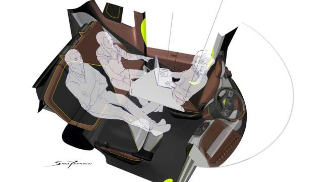 """Nhà thiết kế """"huyền thoại"""" của BMW vẽ xe chạy điện cho Trung Quốc - 5"""