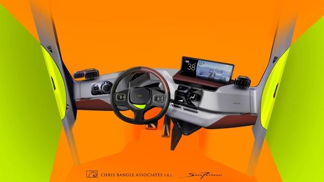 """Nhà thiết kế """"huyền thoại"""" của BMW vẽ xe chạy điện cho Trung Quốc - 8"""