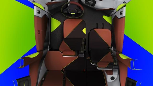 """Nhà thiết kế """"huyền thoại"""" của BMW vẽ xe chạy điện cho Trung Quốc - 7"""