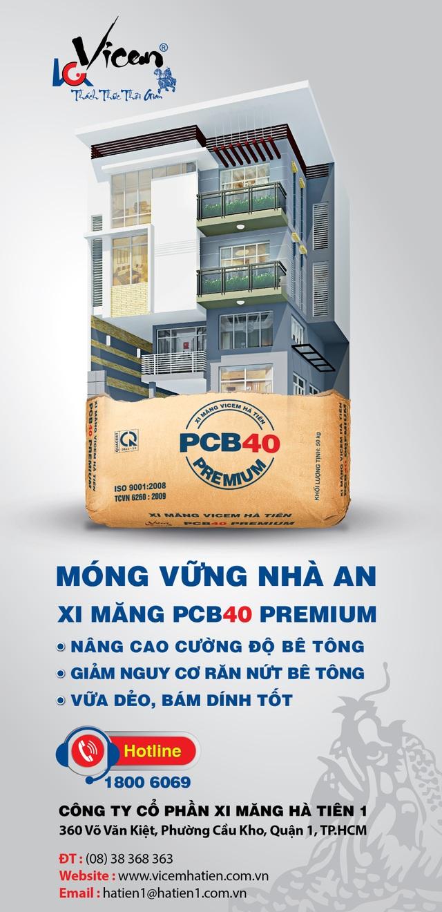 Xi măng Vicem Hà Tiên PCB40 Premium: Nền móng cứng cho nhà vững dài lâu - 2