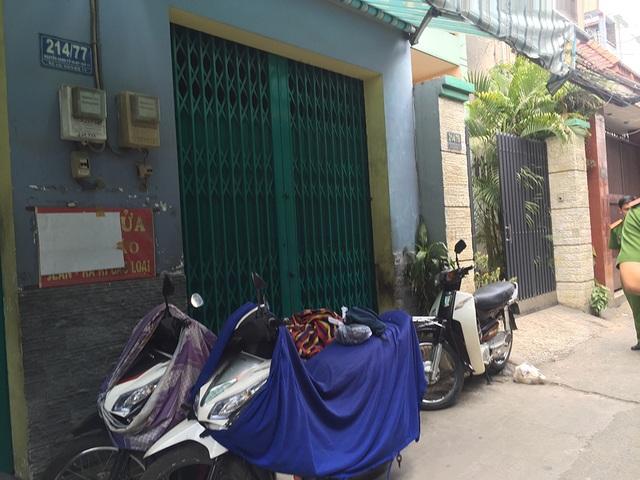 Điểm giữ trẻ số 214/77 Nguyễn Oanh, Phường 17, quận Gò Vấp bị tạm đình chỉ