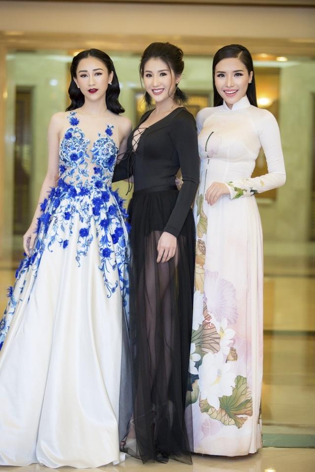 Hà Thu, Khánh Phương, Bảo Như