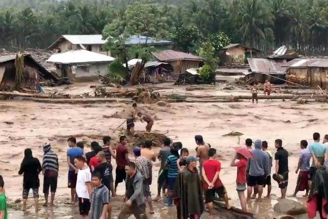 Hơn 200 người chết vì bão Tembin tại Philippines - 2