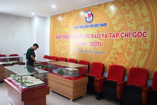 Thành lập Bảo tàng Báo chí Việt Nam - 3