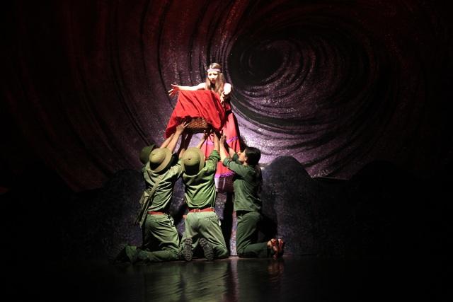"""""""Bão tố Trường Sơn"""" dự kiến diễn tại Nhà hát Lớn Hà Nội vào tối 23/5."""