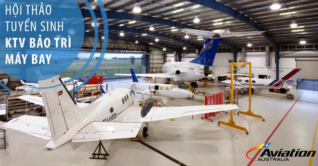 Bảo trì máy bay - ngành kỹ thuật với mức lương 8 chữ số ngay sau khi tốt nghiệp - 3
