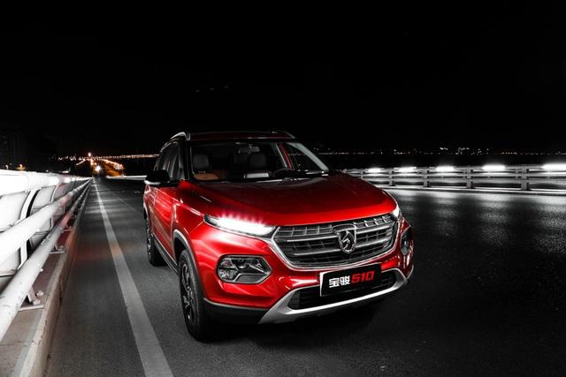 GM bán SUV giá chỉ 8.000 USD - 5