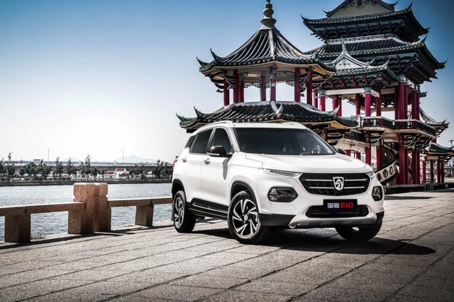 GM bán SUV giá chỉ 8.000 USD - 1