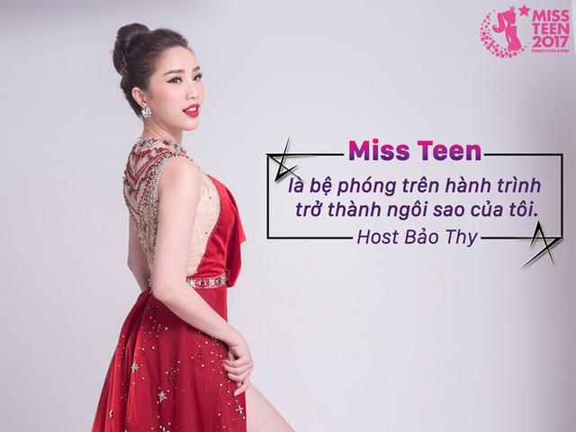 Bảo Thy - Á khôi Miss Teen năm thứ nhất là một ca sĩ đã thành danh